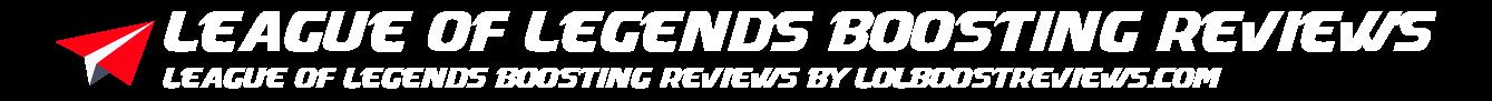League of Legends Boosting Reviews