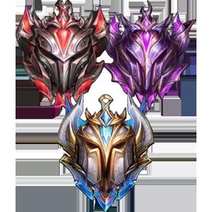 League of Legends ranks